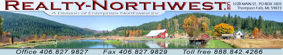 thompson falls montana real estate for sale